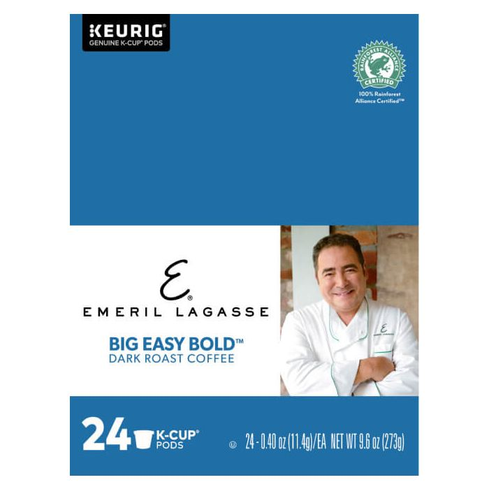 emeril lagasse k cups box front