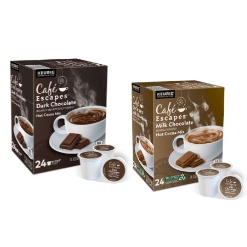 hot chocolate kcups variety pack