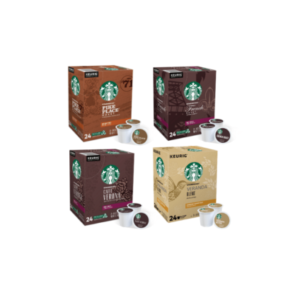 Starbucks K-Cup® Variety Pack products